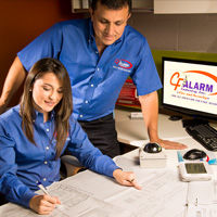 About CF Alarm Industries