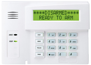 Honeywell Basic Keypad
