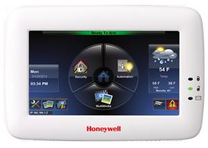 Honeywell Tuxedo Keypad
